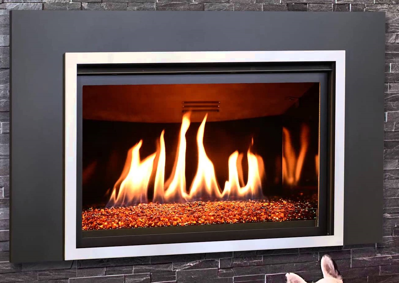 gas hearth home