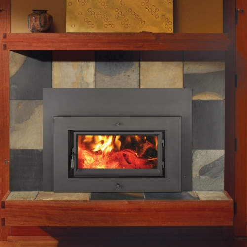 wood hearth home
